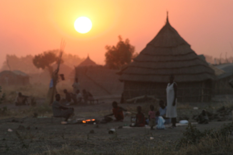 Sudan Sunset
